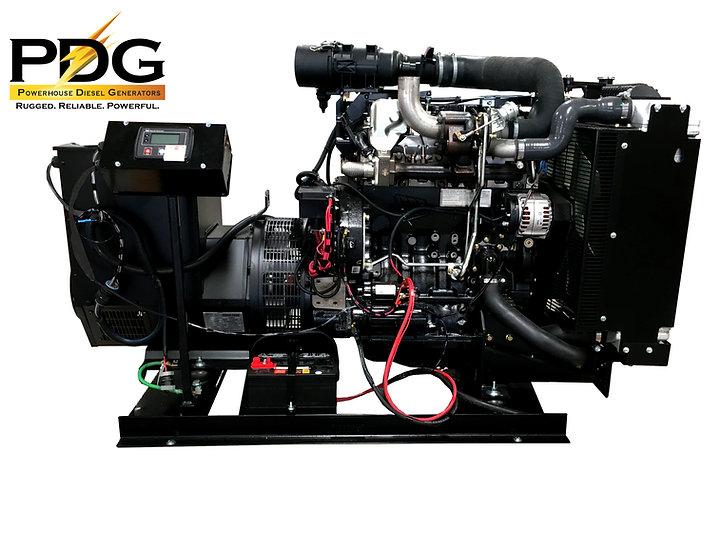 JCB 50 kW Diesel Generator Tier 4