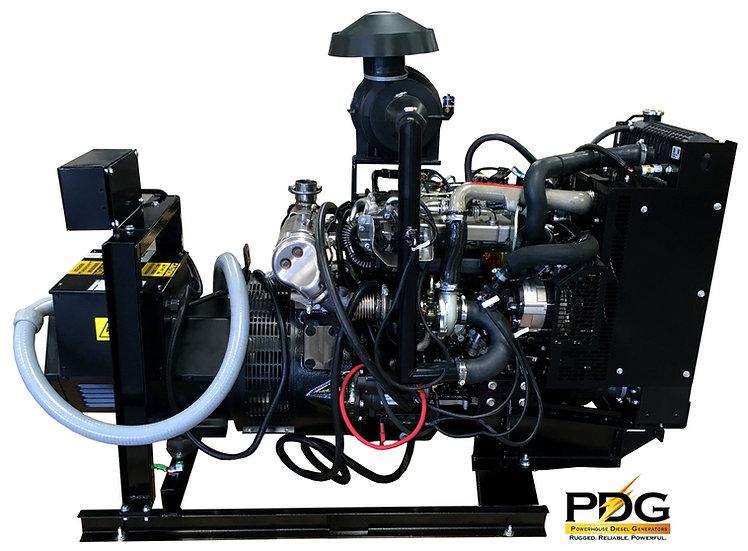 Perkins 40 kW Diesel Generator Tier 4