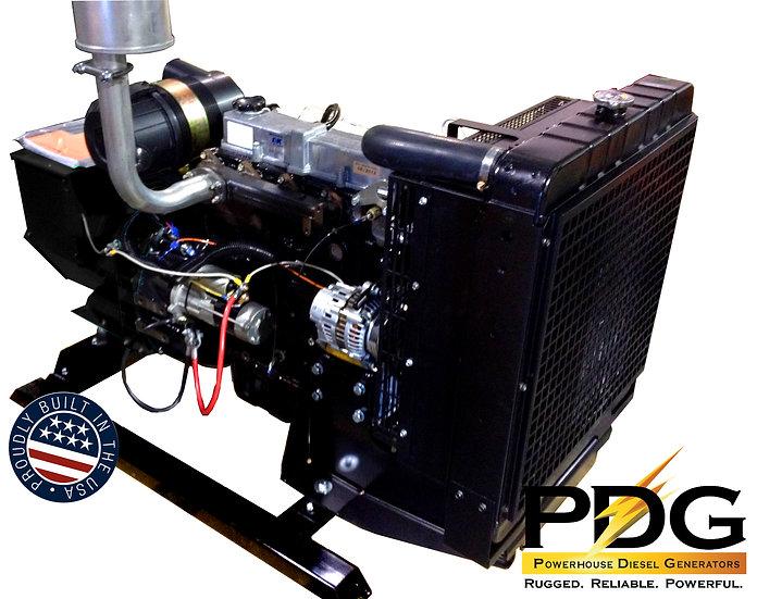 30 kW Mitsubishi Diesel Generator