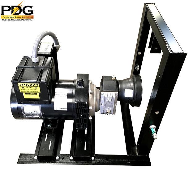 16.5 Kw Generator PTO Driven