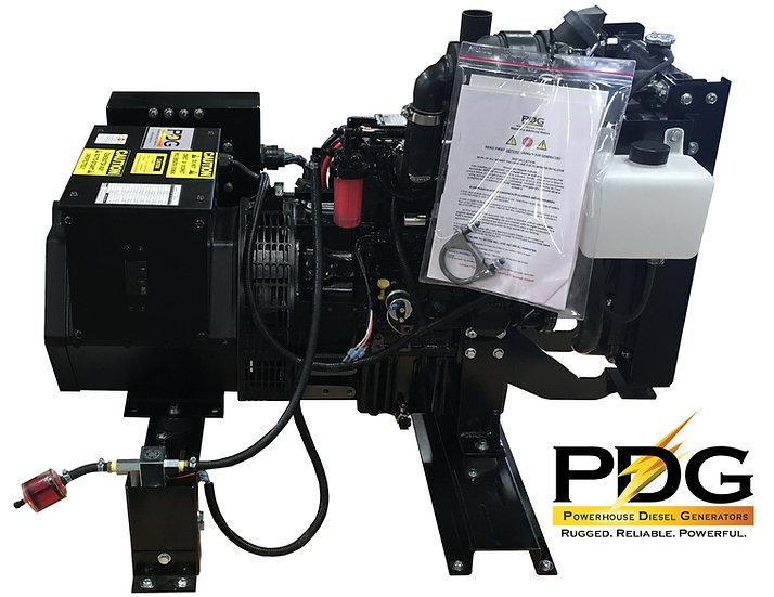 Isuzu 6.5 kW Diesel Generator