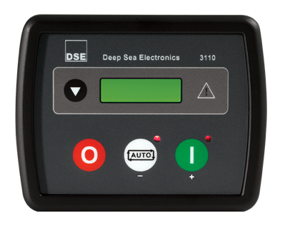 DSE3110 Auto Controller - Installed