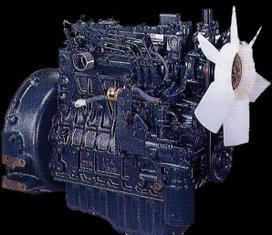 Service Pack 1        Kubota V1505BG