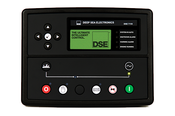 DSE7110 MKII Auto Controller - Controller Only