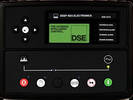 DSE2510 Remote Display Module