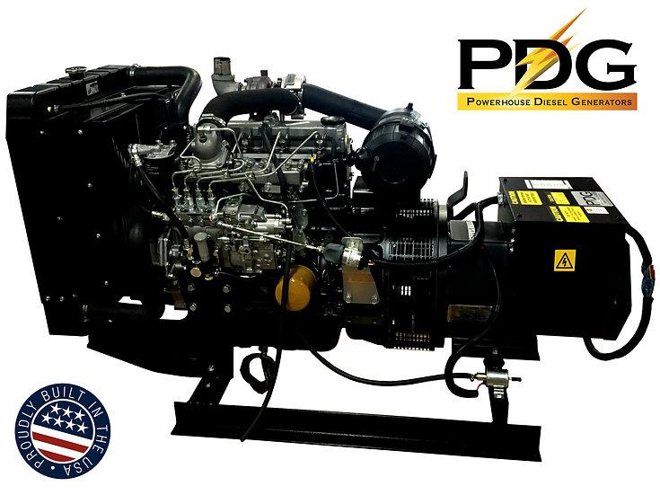 40 kW Mitsubishi Diesel Generator
