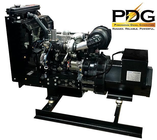 25 kW Perkins Diesel Generator