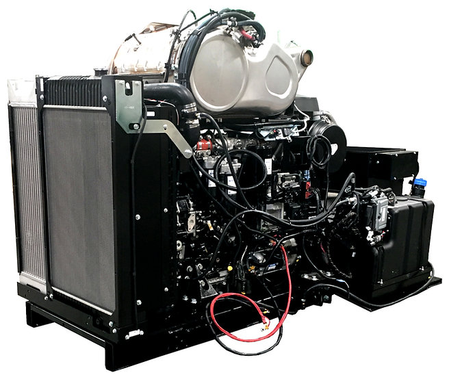 350 kW Diesel Generator Tier 4