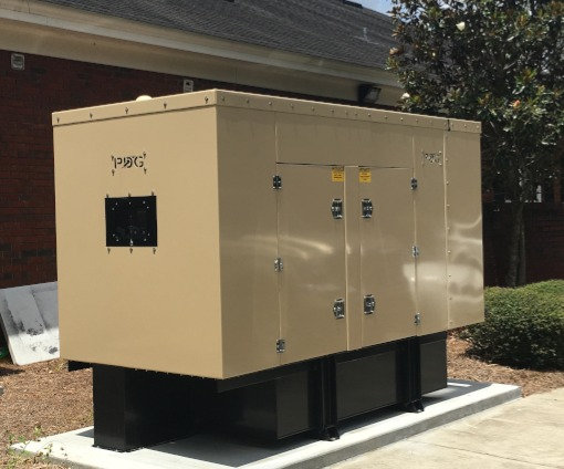 200 Gallon Sub-Base Generator Fuel Tank
