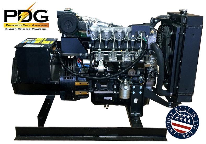 Isuzu 20 kW Diesel Generator