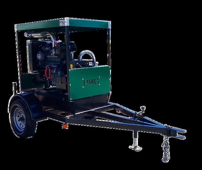 12.5 Kw Kubota Generator for Pivot Power
