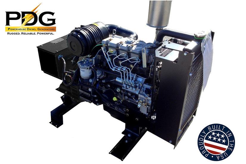 18 kW Perkins Diesel Generator
