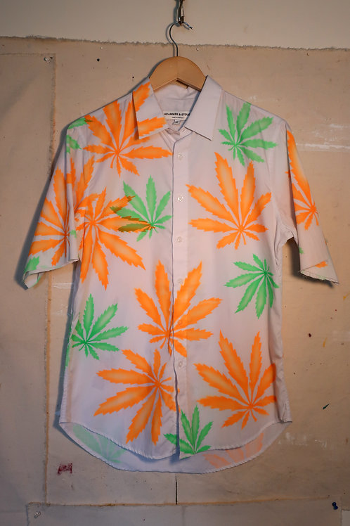 Krammer & Stoudt- Airbrushed Short-Sleeve Shirt