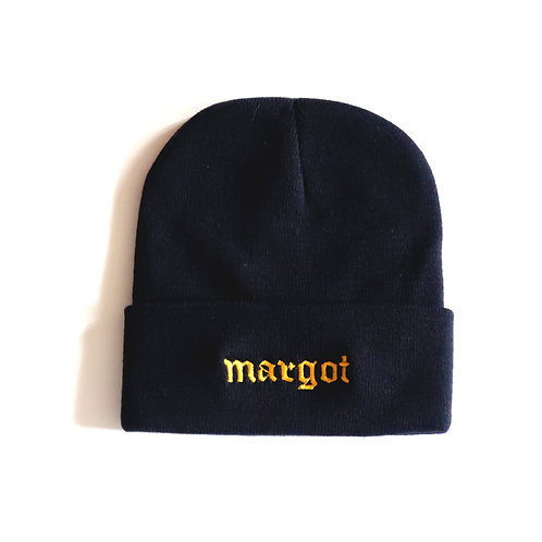 MARGOT AW20 Beanie, Navy