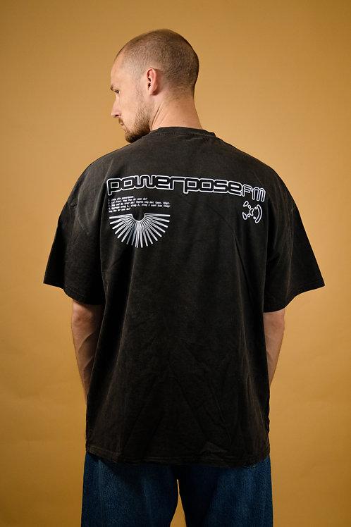 New vintage Powerpose FM t-shirt