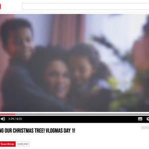 Christmas Themed Youtube Intro
