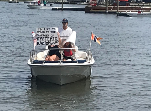 Jersey Shore community shows solidarity for George Floyd protesters amid local criticism