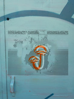 Oficina experimental stencil arte - Jana