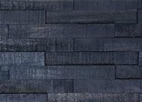 Black (15*60cm) - Houtpanelen