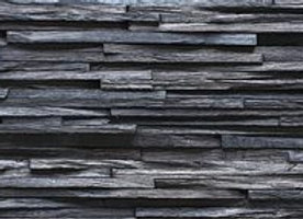 Charcoal (15*60cm) - Houtpanelen