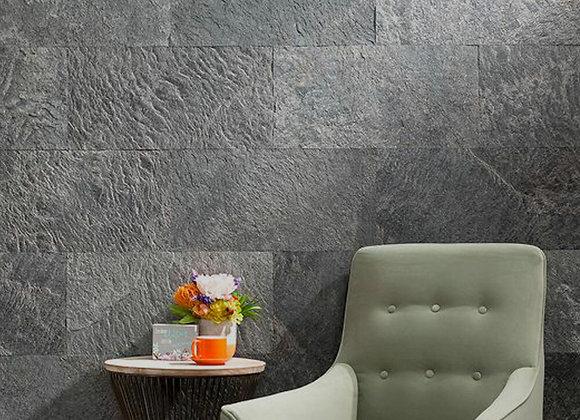 Zilver (30*60cm) - Zelfklevende betonlook wandpanelen
