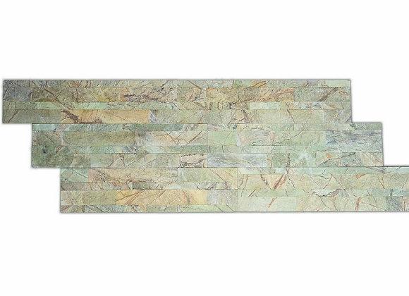 Autumn green (15*60cm) - Zelfklevende wandpanelen