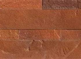 Roest (15*60cm) - Zelfklevende wandpanelen