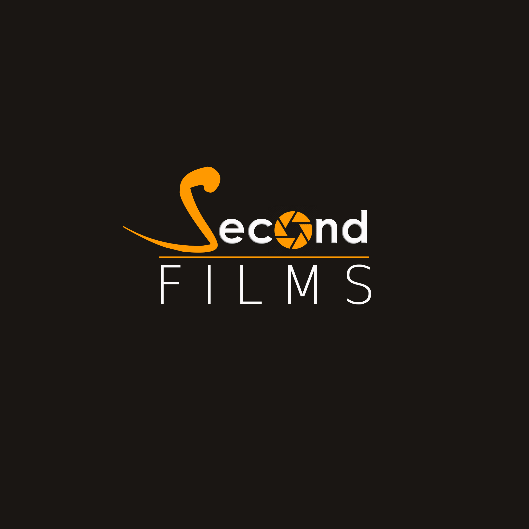 Second Films - logo design