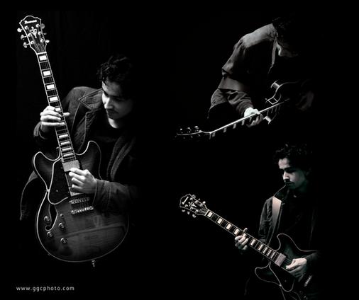 Creative photo shoot with Nicky Crowe