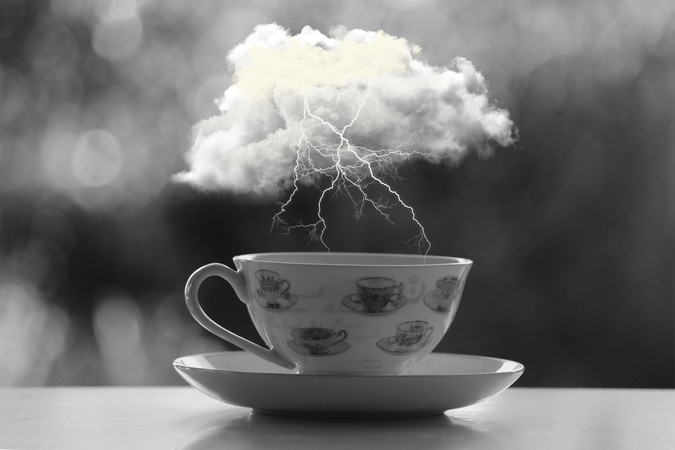 storm over cup