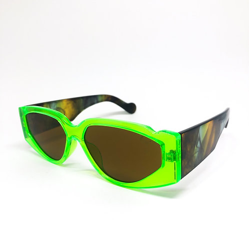 Rih Neon Green