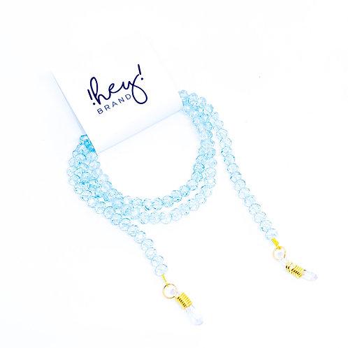 Cordinha Crystal Blue Clean