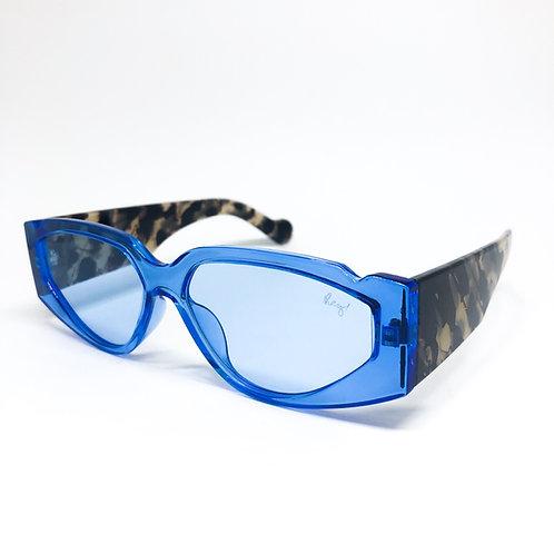 Rih Neon Blue