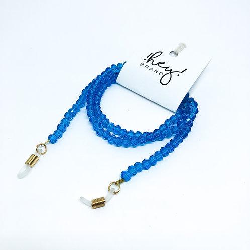 Cordinha Crystal Blue