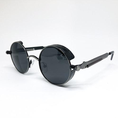 Alok Silver & Black