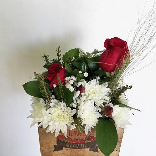 Arreglo Floral Mix Rosas