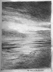 No Line On The Horizon drawing