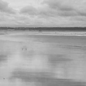 """No Line On the Horizon"" photograph"