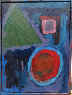 Zooloo  53x40cms oil on canvas 2005