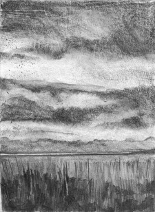 rainy day dream away location drawing
