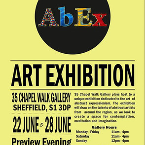 AbEx poster
