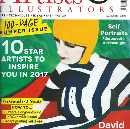 Artists & Illustrators March 2017