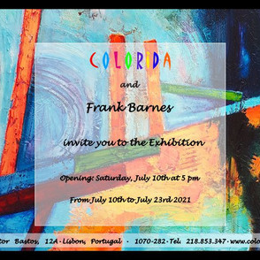 Featured artist @ Colorida Gallery Lisbon July 2021