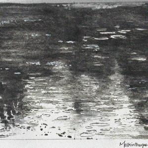Melkinthorpe Pond drawing