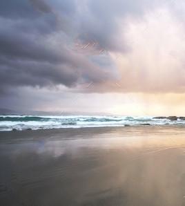 Into The Mystic morning beach walk