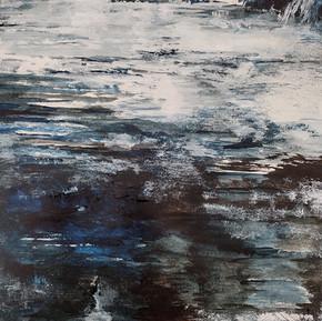 """Broomhill pond 1 tonal study"""