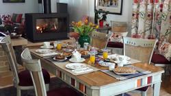 Petits dejeuners chambre d'hotes beaune ladoix (1)