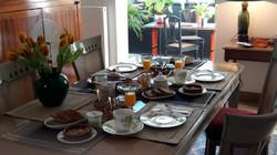 Petits dejeuners chambre d'hotes beaune ladoix (2)