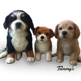 3D dogs