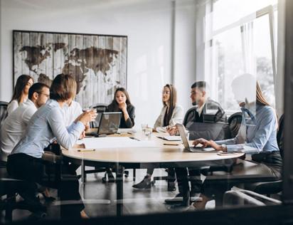 La construcción de la identidad corporativa: misión, visión y valores